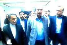 وزیر تعاون وارد استان یزد شد