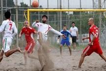 تیم فوتبال شهرداری موفق تر درلیگ برتر ظاهر می شود