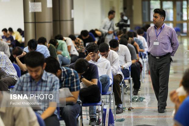 درخشش دانش آموزان تبریزی در کنکور