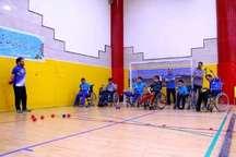 2 ورزشکار زنجانی در اردوی تمرینی تیم ملی بوچیا مردان حاضر شدند