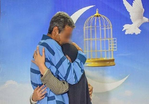 67 زندانی در مراغه با کمک های خیران آزاد شدند