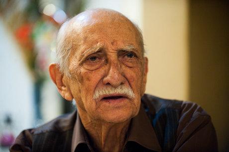 داریوش اسدزاده: خوبم اما ۹۷ سالمه و خیلی توقع نداشته باشید