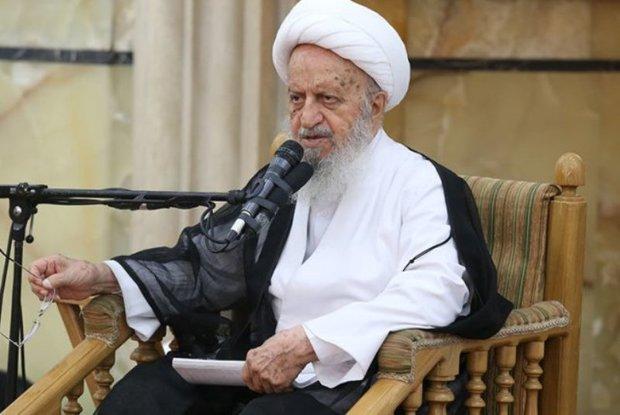 آیت الله مکارم شیرازی:همه در ایجاد گرانی سهم دارند
