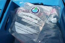 ظرفیت استان مرکزی درمواقع بحران 75هزار لیترآب بسته بندی است