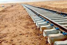 ترمیم 500 متر از خطوط ریلی راه آهن قم با اعتباری بالغ بر چهار میلیارد ریال