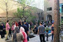 370 هزار گردشگر از جاذبه های ایلام بازدید کردند