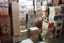 130 میلیارد تومان کالای قاچاق در کرمان کشف شده است