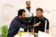 ۲ هزار روستایی در مهاباد خدمات پزشکی رایگان دریافت کردند