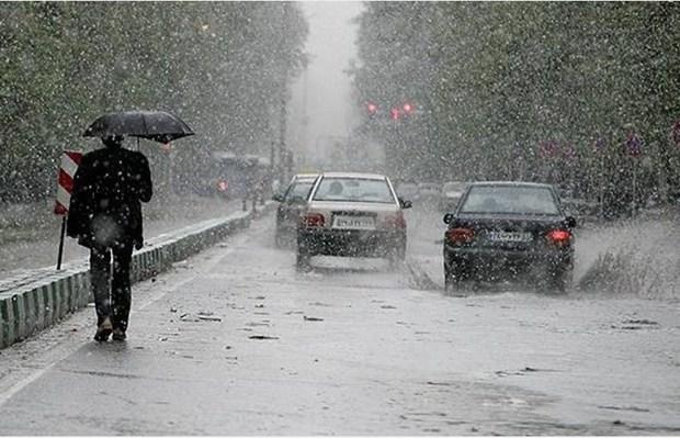 بارش باران و برف در استان تهران پیش بینی می شود