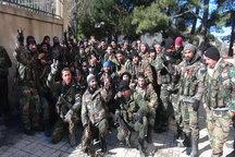 تکذیب ادعای گروه های مسلح درباره استفاده ارتش از سلاح شیمیایی/ گلوله باران یک مرکز ارتش سوریه توسط اسرائیل/ کشته شدن فرمانده برجسته جبهه النصره در القنیطره