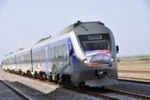 پایان طرح احداث خط آهن قزوین - رشت  بهرهبرداری حداکثر تا 10 روز آینده  پیشرفت 25 درصدی فاز نخست خط آهن رشت - انزلی
