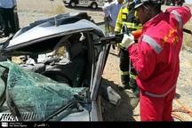 تصادف سواری و کامیون در کاشان 2 کشته بر جای گذاشت
