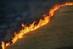 چهار هکتار از اراضی ملی استان قزوین در آتش سوخت