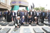 ساختمان شهرداری کمه در سمیرم افتتاح شد