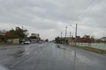 آزادراه زنجان – تبریز بارانی و لغزنده است