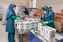 چهار میلیون سبد غذایی میان مادران باردار مناطق محروم کشور توسط بنیاد مستضعفان توزیع شد