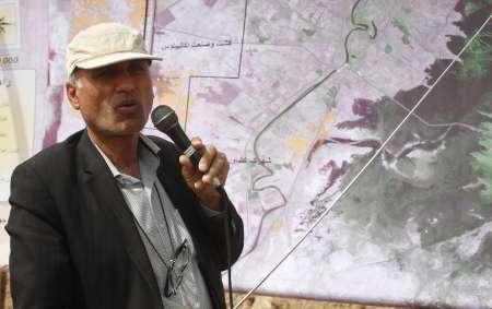 مدیرعامل جهاد نصر: پروژه انتقال آب به کانون های فوق بحرانی اهواز 85 درصد پیشرفت دارد