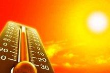 گرمای هوای نخستین روز سال در مازندران رکورد شکست