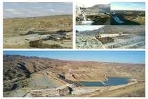 آبگیری سد مخزنی قزلداش خراسان شمالی با حضور وزیر نیرو آغاز شد