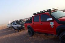 10 دستگاه خودرو آفرود از استان مرکزی به لرستان اعزام شد