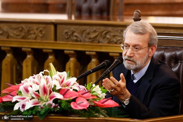 لاریجانی: هیچکدام از کشورهای بزرگ تحریمهای آمریکا علیه ایران را قبول ندارند
