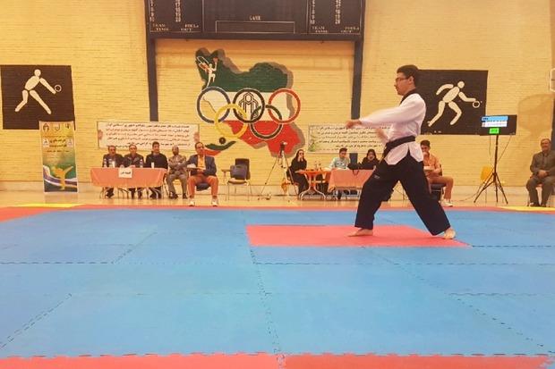 نخستین دوره مسابقات پومسه دانشجویان کشور در شاهرود آغاز شد