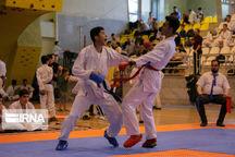 ایران قهرمان مسابقات بین المللی کاراته شد