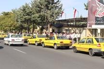 رخ زرد تاکسی زنجان مقابل تکنولوژی