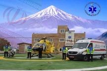 اورژانس البرز بیش از 2 هزار ماموریت امدادی  انجام داد