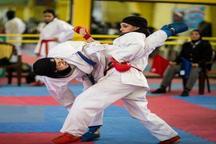 قهرمانی کاراته کاهای مازندرانی در مسابقات جوانان کشور