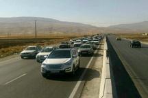 فاصله شیراز به کرمان 35 کیلومتر کاهش می یابد