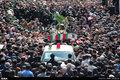 پیکر مطهر شهید «عبدالحسین عبداللهی همایونآذر» در تبریز تشییع شد