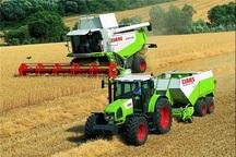 ضریب مکانیزاسیون کشاورزی در مهاباد 2 برابر شد
