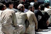 حضور اتباع خارجی در مناطق غیرمجاز مغایر با قانون است