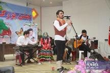 تصاویر | جشن بزرگ انقلاب توسط شهرداری لنگرود برگزار شد