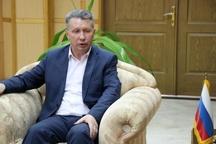 اراده دولت روسیه بر توسعه روابط با ایران استوار است
