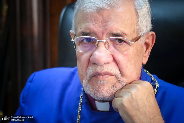 اسقف اعظم سیبوه سرکیسیان