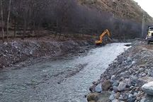 آزادسازی حریم رودخانه مردق چای مراغه ۴ میلیارد تومان اعتبار نیاز دارد