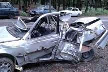 2 تصادف در نور 2 کشته و یک زخمی بر جای گذاشت