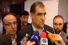 وزیر بهداشت: نمک نان ایرانی ۳ برابر حد مجاز است