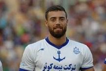 مهاجم تیم فوتبال فولاد خوزستان :خوشحالم که توانستم جواب اعتماد پورموسوی را بدهم