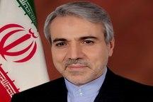 رئیس سازمان برنامه و بودجه وارد یزد شد
