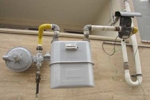 گاز مشترکان شهر معمولان پس از فروکش آب وصل میشود