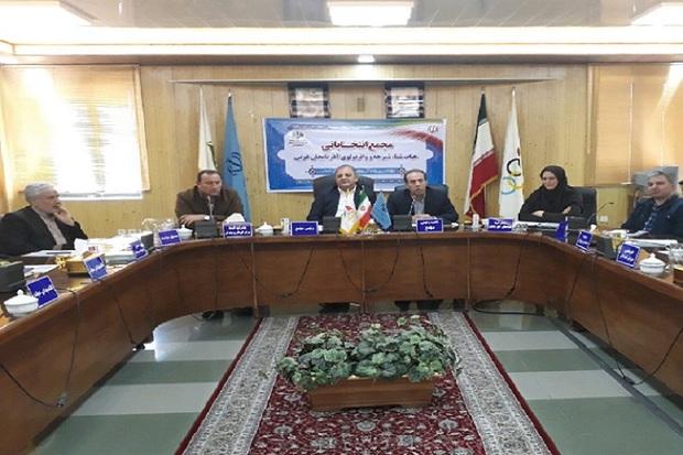 رئیس جدید هیات شنا آذربایجان غربی معرفی شد