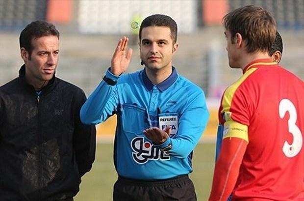 رقابت AFC CUP را داور همدانی قضاوت می کند