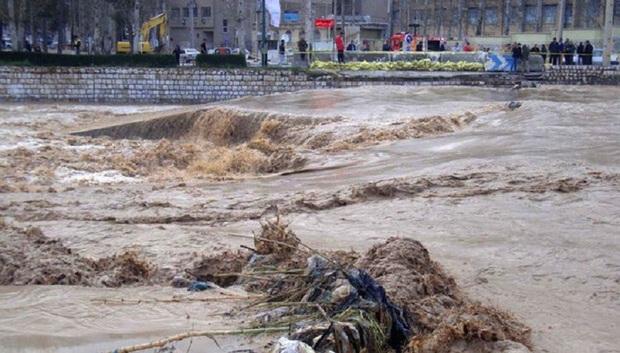 سیلاب ملایر در مجموع پنج کشته بر جای گذاشت