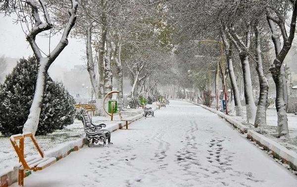 9  استان کشور از فردا بارانی می شود  در برخی استانها دمای هوا به زیر صفر درجه میرسد