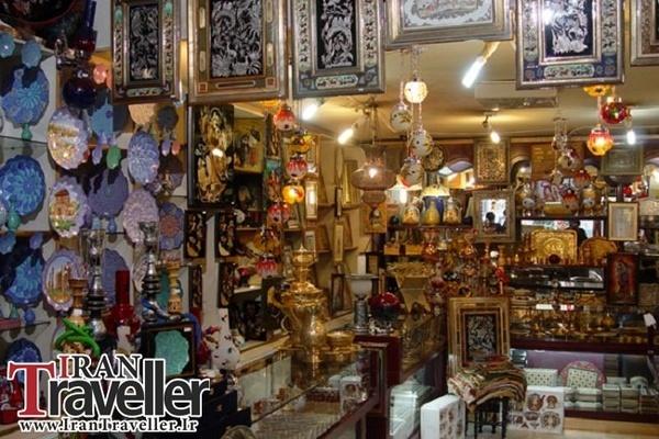 راه اندازی نخستین بازار تجاری صنایع دستی کشور در شیراز
