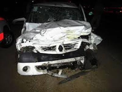 حادثه رانندگی در اندیمشک با یک کشته و 3 مصدوم
