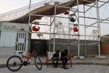 شهربازی نیاز فراموش شده کودکان سبزوار